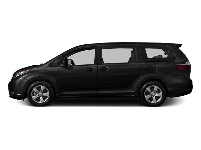 2015 Toyota Sienna XLE Front Wheel Drive Power Steering ABS 4-Wheel Disc Brakes Brake Assist A