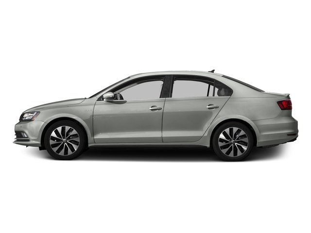 2015 Volkswagen Jetta Sedan Hybrid SEL Premium Turbocharged Front Wheel Drive Power Steering ABS