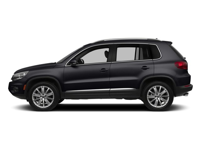 2015 Volkswagen Tiguan  Turbocharged All Wheel Drive Power Steering ABS 4-Wheel Disc Brakes Br