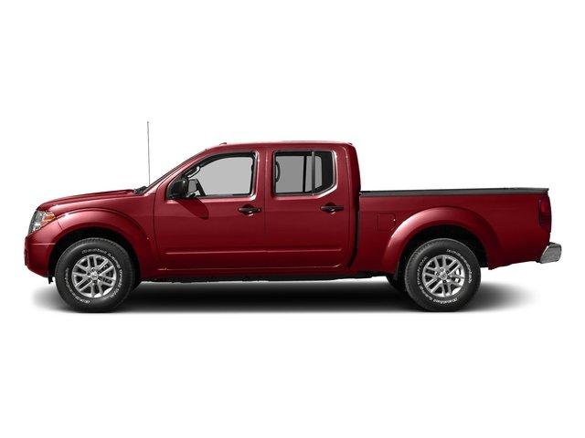 2016 Nissan Frontier SL 4WD Crew Cab LWB Auto SL *Late Avail* Regular Unleaded V-6 4.0 L/241