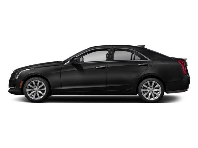 2018 Cadillac ATS Sedan Premium Luxury AWD