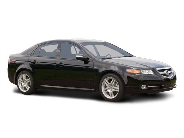 2008 Acura TL  Traction Control Stability Control Front Wheel Drive Tires - Front Performance T