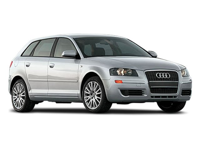2008 Audi A3 PREMPKG Turbocharged Traction Control Stability Control Front Wheel Drive Tires -
