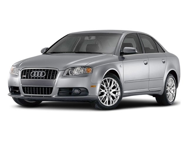 2008 Audi A4  Turbocharged Front Wheel Drive Traction Control Stability Control Tires - Front P
