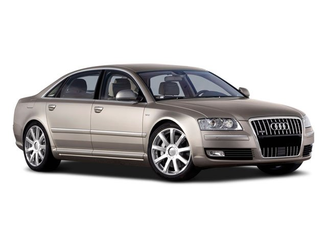 2008 Audi A8 L 42L Traction Control Stability Control Brake Assist All Wheel Drive Air Suspens