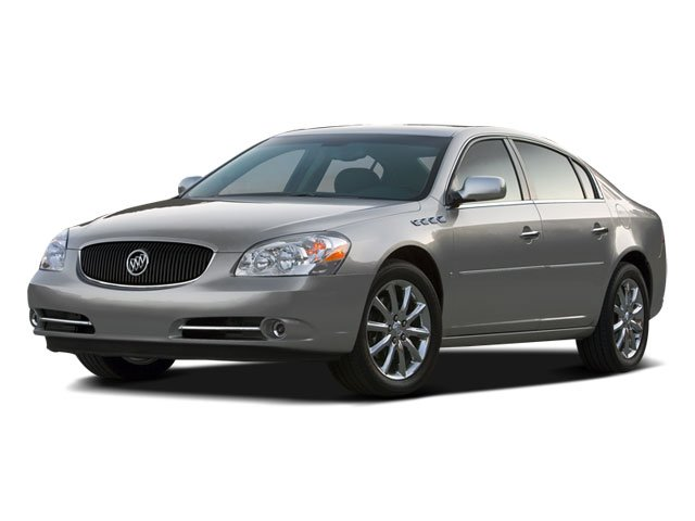 2008 Buick Lucerne CX Traction Control Front Wheel Drive Air Suspension Power Steering ABS 4-W