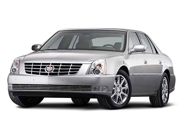 2008 Cadillac DTS w1SC Mirror Memory Seat Memory Front Wheel Drive Air Suspension Power Steeri