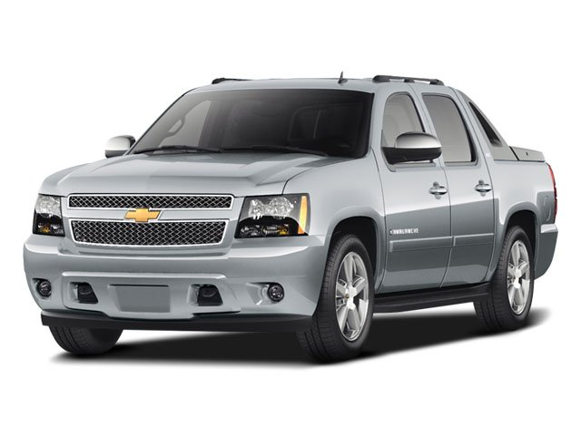 2008 Chevrolet Avalanche LTZ Air Suspension LockingLimited Slip Differential Tow Hooks Adjustab