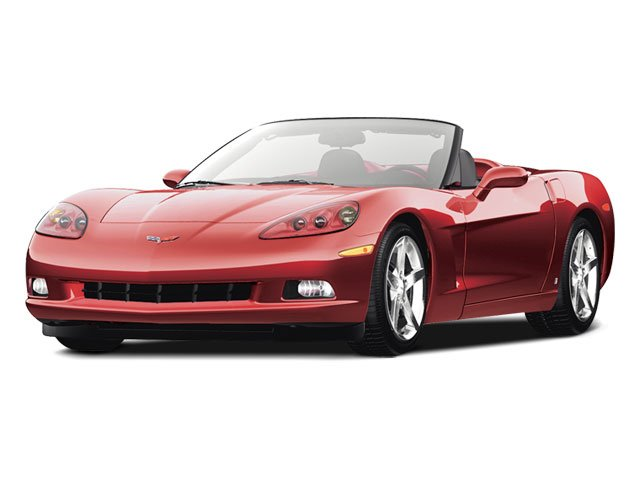 2008 Chevrolet Corvette 2DR CONV LockingLimited Slip Differential Rear Wheel Drive Traction Cont