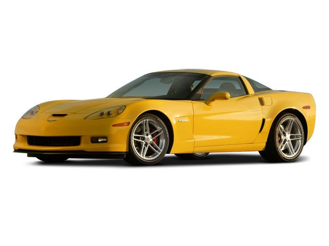 2008 Chevrolet Corvette Z06 LockingLimited Slip Differential Rear Wheel Drive Traction Control