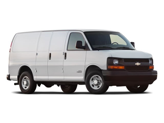 2008 Chevrolet Express Van G2500HD Work Van