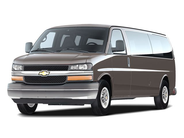 2008 Chevrolet Express Passenger LS 3500 Extended 12 Passenger Rear Wheel Drive Power Steering St