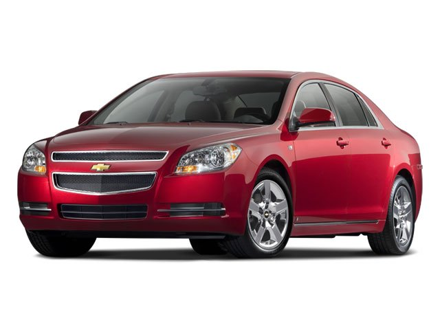 2008 Chevrolet Malibu LT w/2LT Red Jewel Tintcoat