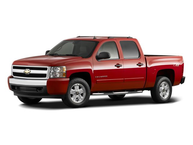 2008 Chevrolet Silverado 1500  Tow Hooks Four Wheel Drive Power Steering Tires - Front All-Seaso