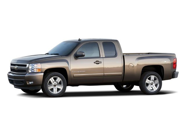 2008 Chevrolet Silverado LT2 4 Doors 4-wheel ABS brakes 4WD Type - Automatic full-time 53 liter