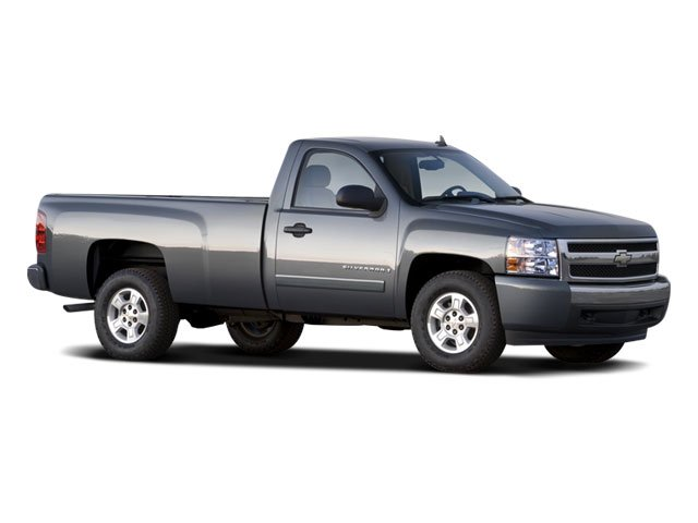 2008 Chevrolet Silverado 1500 2WD Reg Cab 1190 LT w1LT Rear Wheel Drive Power Steering Tires -