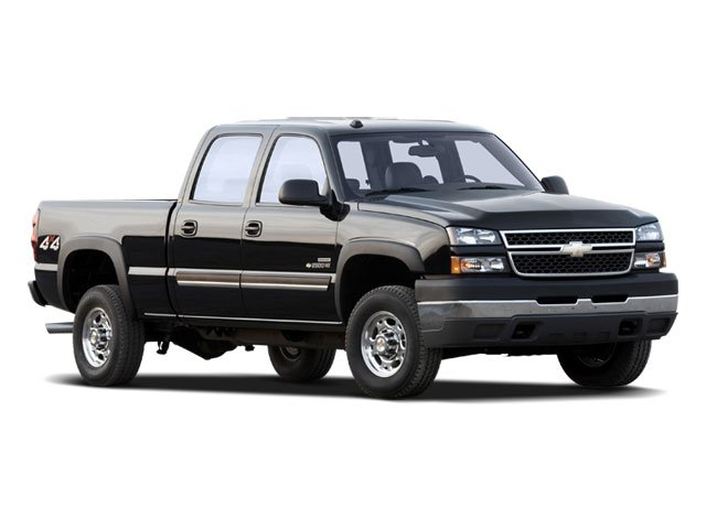 2008 Chevrolet Silverado 2500HD LT1 Crew Cab Long Box 2WD Rear Wheel Drive Tow Hooks Power Steeri