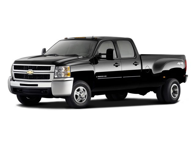 2008 Chevrolet Silverado 3500HD  Dual Rear Wheels Four Wheel Drive Tow Hooks Power Steering Tir