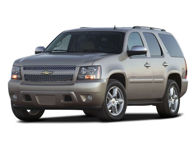 2008 Chevrolet Tahoe 4 Door SUV Rear Wheel Drive Tow Hitch Power Steering Conventional Spare Tir