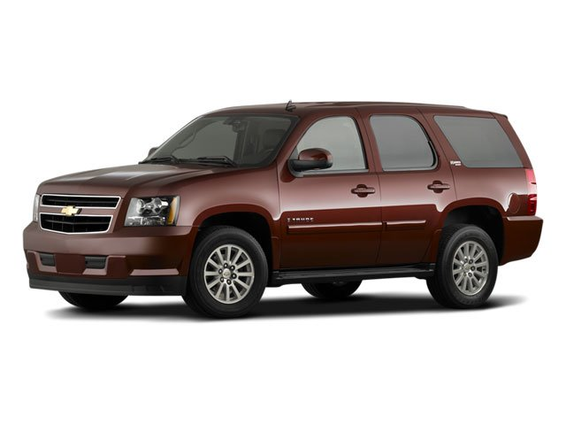 2008 Chevrolet Tahoe Hybrid  LockingLimited Slip Differential Rear Wheel Drive Tow Hitch Power