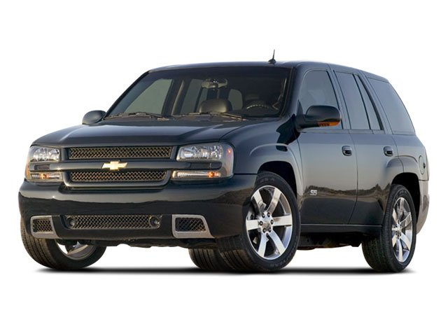 2008 Chevrolet TrailBlazer  Four Wheel Drive Tow Hitch Power Steering Aluminum Wheels Privacy G