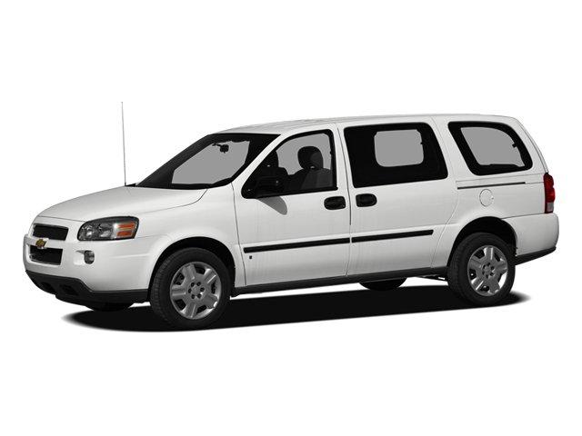 2008 Chevrolet Uplander Cargo Van Cargo