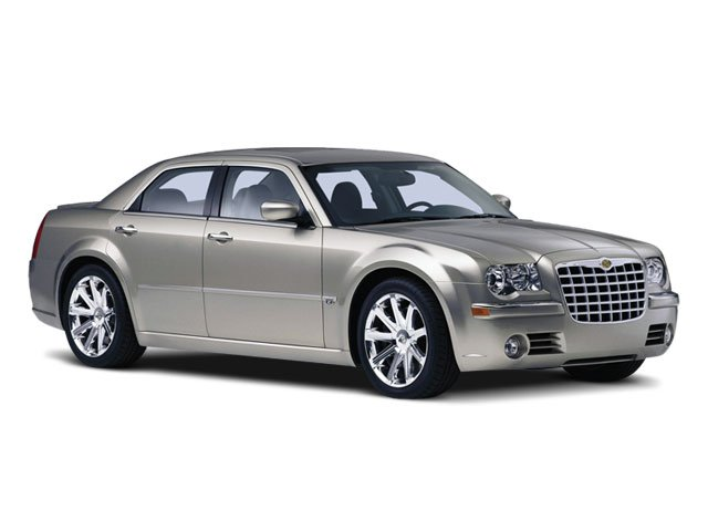 2008 Chrysler 300 C Traction Control Stability Control All Wheel Drive Tires - Front All-Season