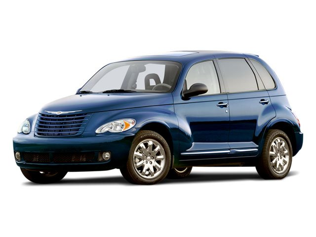 2008 Chrysler PT Cruiser LX Front Wheel Drive Tires - Front All-Season Tires - Rear All-Season W