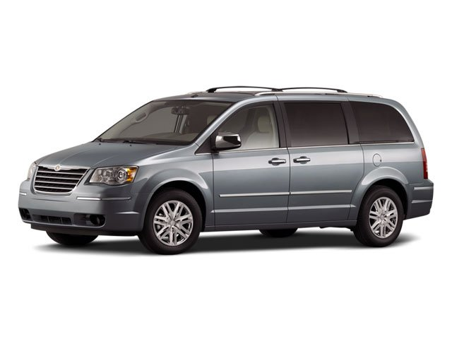 2008 Chrysler Town  Country LX Traction Control Stability Control Front Wheel Drive Tires - Fro