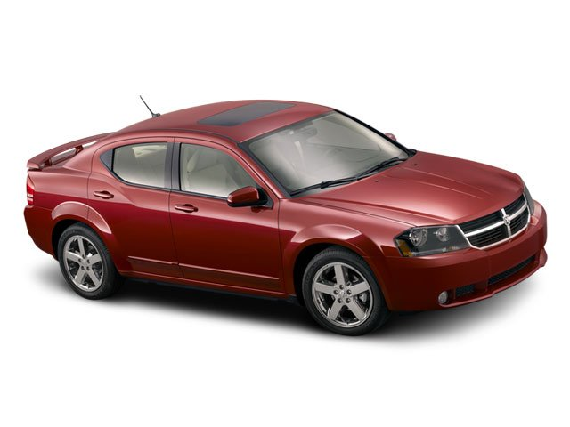 2008 Dodge Avenger SXT Front Wheel Drive Tires - Front All-Season Tires - Rear All-Season Alumin