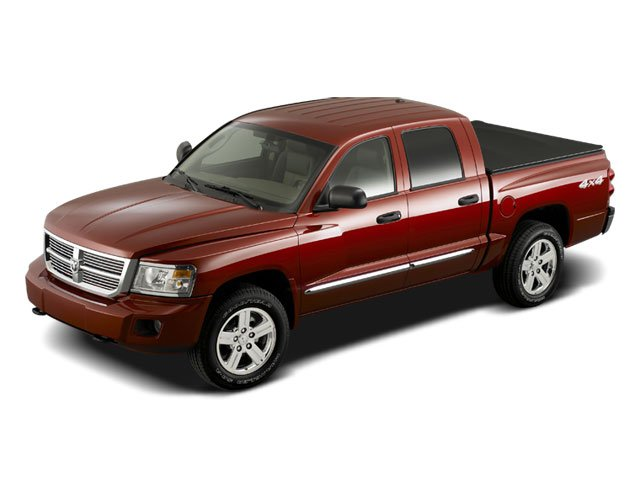 2008 Dodge Dakota SXT Four Wheel Drive Tires - Front OnOff Road Tires - Rear OnOff Road Conven