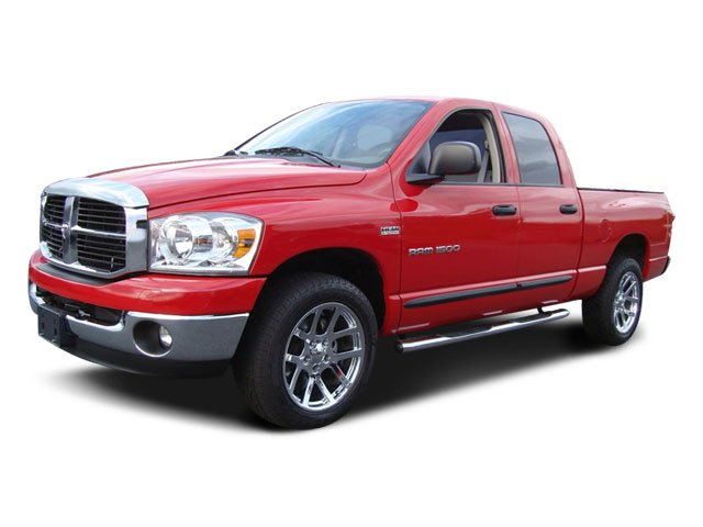 2008 Dodge Ram 1500 SXT 4 SpeakersAMFM Compact DiscAMFM radioCD playerAir ConditioningPower