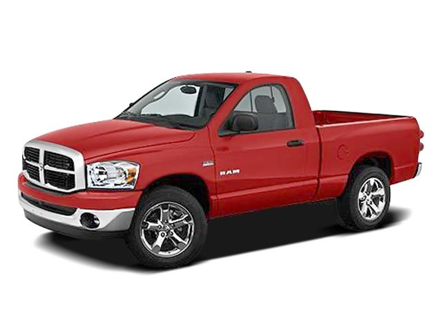 2008 Dodge Ram 1500 SLT Four Wheel Drive Tires - Front All-Season Tires - Rear All-Season Conven