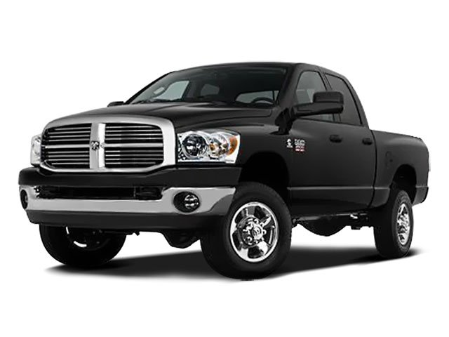 2008 Dodge Ram 2500 SLT Four Wheel Drive Tires - Front All-Season Tires - Rear All-Season Conven