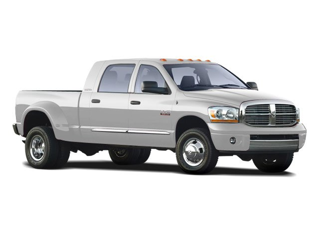 2008 Dodge Ram 3500 Laramie Turbocharged Rear Wheel Drive Dual Rear Wheels Tow Hitch Tow Hooks