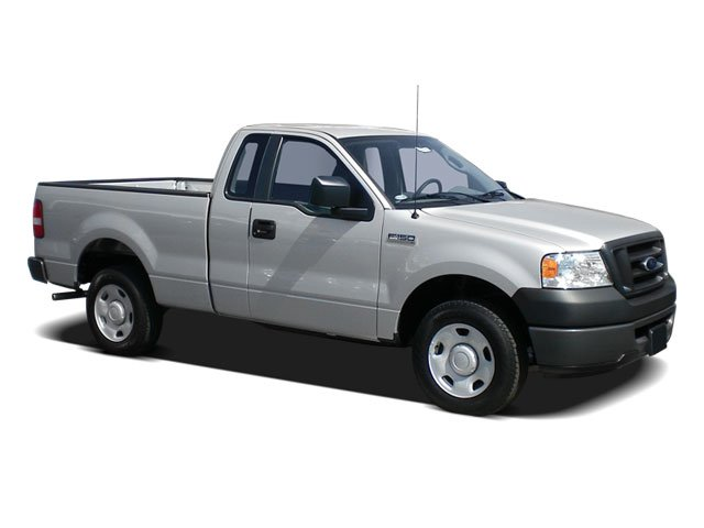 2008 Ford F-150  Rear Wheel Drive Tires - Front All-Season Tires - Rear All-Season Conventional