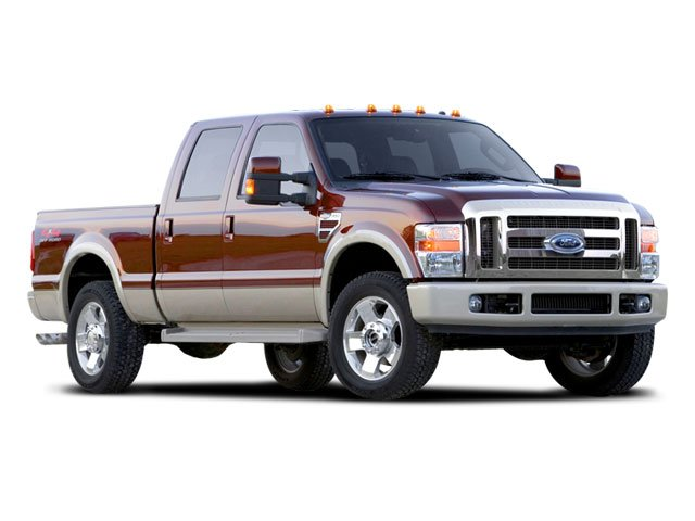 2008 Ford Super Duty F-250 SRW XLT 4 Doors 4-wheel ABS brakes 4WD Type - Part-time Clock - In-ra