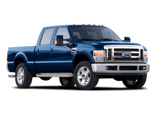 2008 Ford Super Duty F-350 SRW LARIAT PICKUP 4D 6 3/4 FT