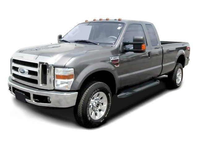 2008 Ford Super Duty F-350 SRW XLT 4x4 Truck Four Wheel Drive Tow Hitch Tow Hooks Conventional S