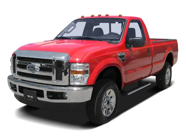 2008 Ford Super Duty F-350 DRW  Four Wheel Drive Tow Hitch Tow Hooks Dual Rear Wheels Tires - F