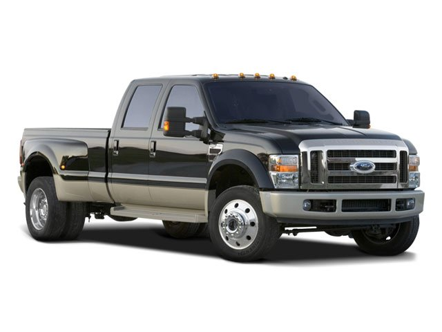 2008 Ford Super Duty F-450 DRW Lariat Turbocharged LockingLimited Slip Differential Four Wheel D