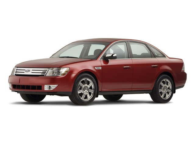 2008 Ford Taurus SEL Traction Control All Wheel Drive Tires - Front All-Season Tires - Rear All-