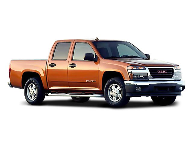 2008 GMC Canyon SLE2