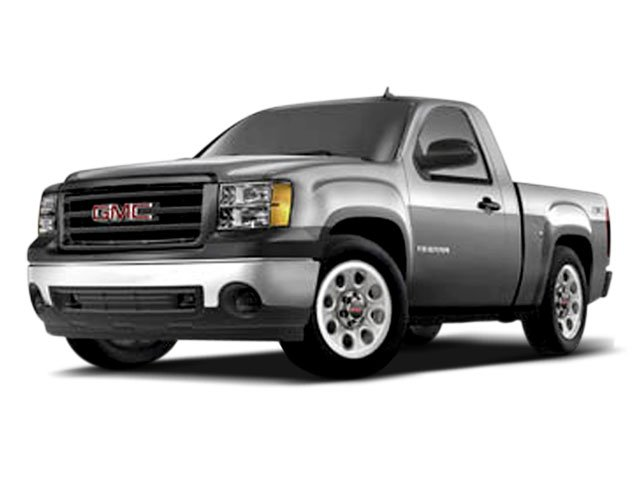 2008 GMC Sierra 1500  Rear Wheel Drive Power Steering Tires - Front All-Season Tires - Rear All-