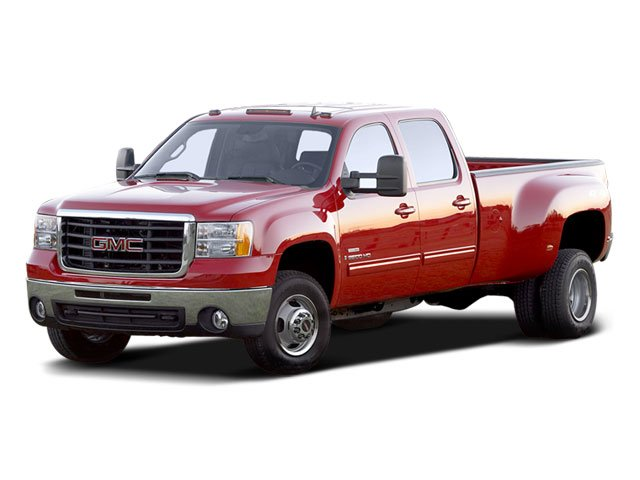 2008 GMC Sierra 3500HD SLT PICKUP 4D 8 FT