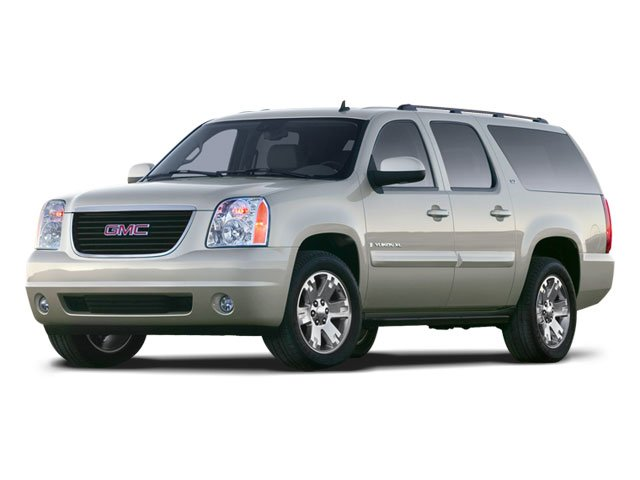 2008 GMC Yukon XL 1500 SLT-1 4X4 Four Wheel Drive Tow Hitch Power Steering Tires - Front All-Sea