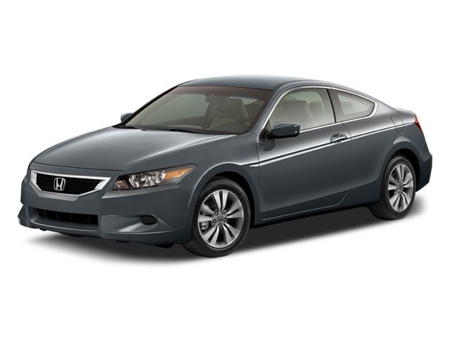 2008 Honda Accord Coupe LX-S