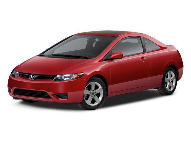2008 Honda Civic Coupe EX