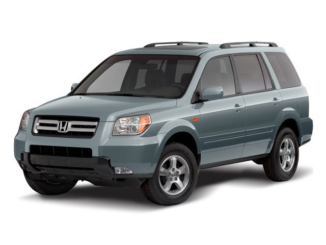 2008 Honda Pilot EX-L Traction Control Stability Control Four Wheel Drive Tires - Front All-Seas