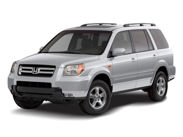 2008 Honda Pilot SE Traction Control Stability Control Four Wheel Drive Tires - Front All-Season